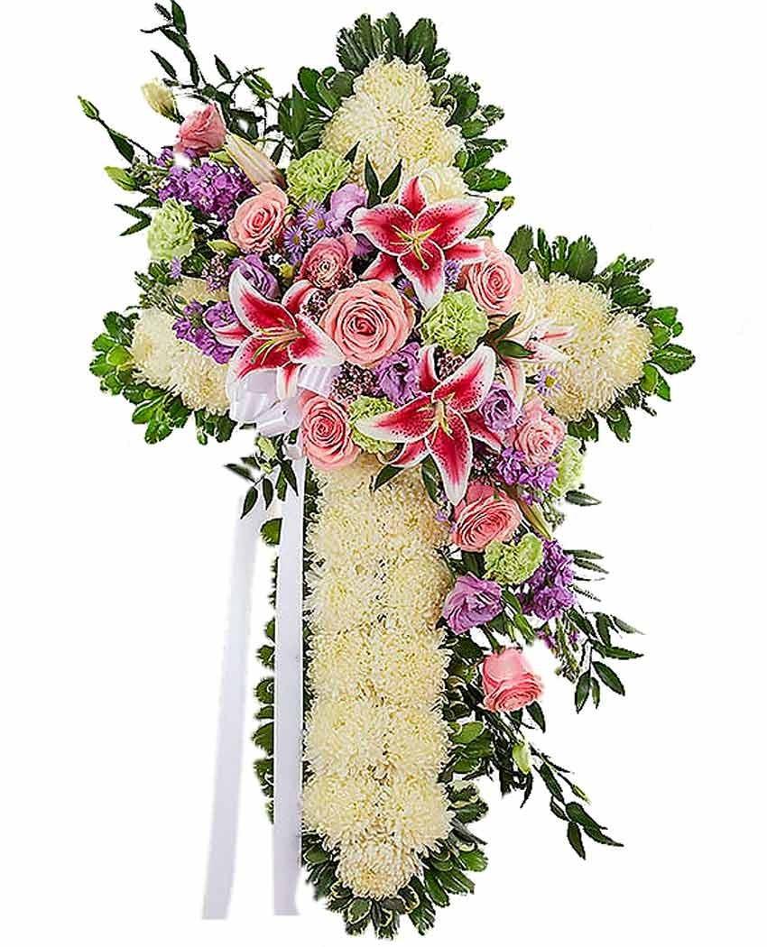 Cruz de flores Madrid