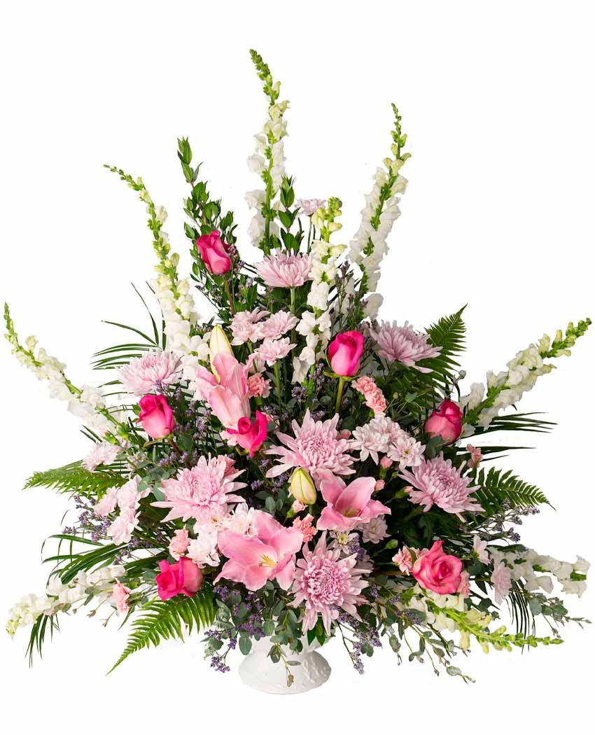 centro de flores tanatorio de madrid