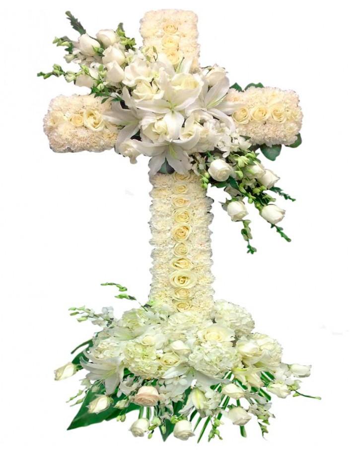 cruz de funerales para tanatorios en madrid