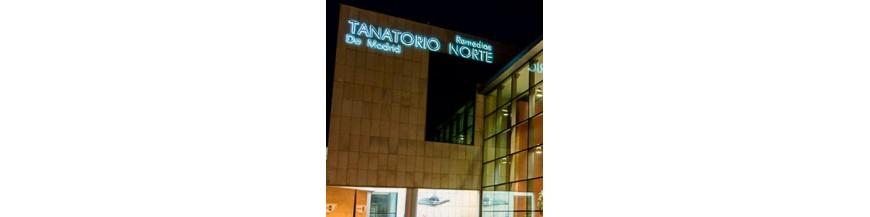 Tanatorio Norte. Madrid. Toda la información y Servicios Generales.